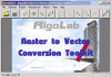 Algolab Raster to Vector Conversion Toolkit