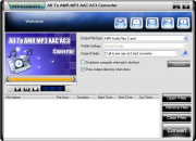iWellsoft All to AMR MP3 AAC AC3 Converter