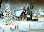 7art Merry Christmas ScreenSaver