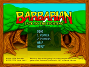 Barbarian: back to the fighting