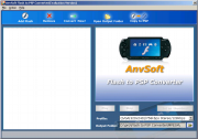 AnvSoft Flash to PSP Converter