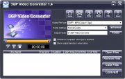 RM RMVB to 3GP/MP4/PSP/iPod Converter