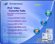 Wondershare iPod Video Suite