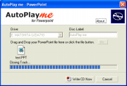 AutoPlay me for PowerPoint