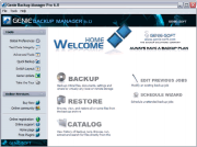 Genie Backup Manager  Server