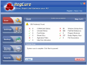 RegCure Registry Optimizer