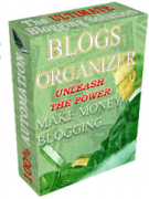 Blogs Organizer