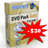 MovKit DVD Pack Gold