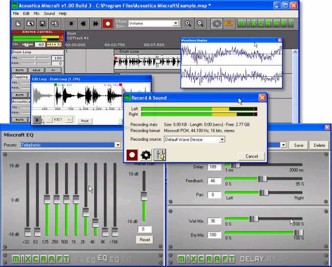 download voice recording program free