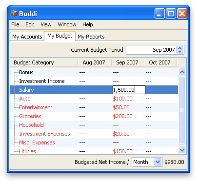 budget windows free download personal finance software for money