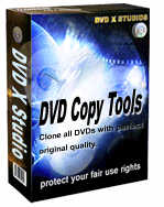 DVD Copy Tools