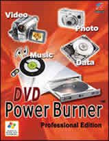 DVD Power Burner