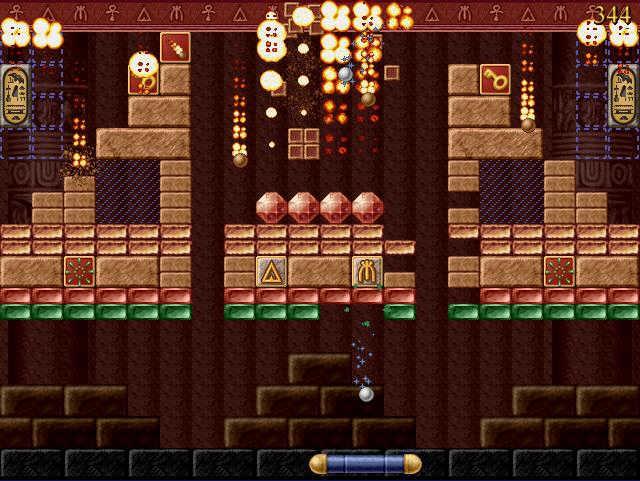 BrickShooter. Free download Brick-Shooter game.