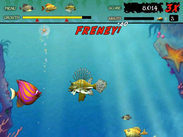 What are you playing now seite 2 for Fish frenzy game