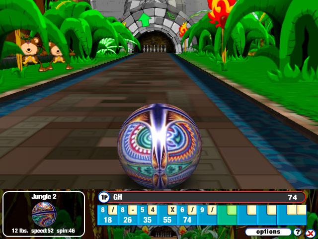 Bowling 3d games download.