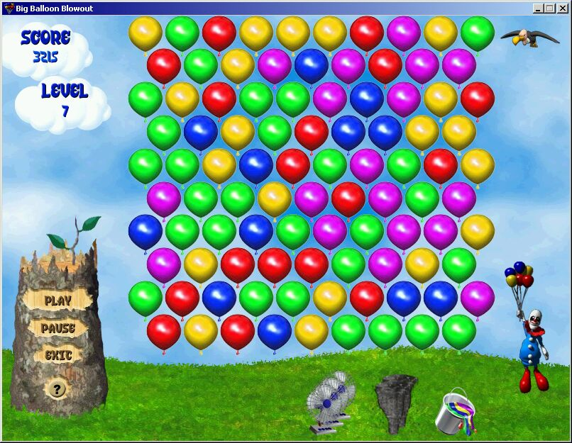 Balloon Blowout Game Big Balloon Blowout Game Download