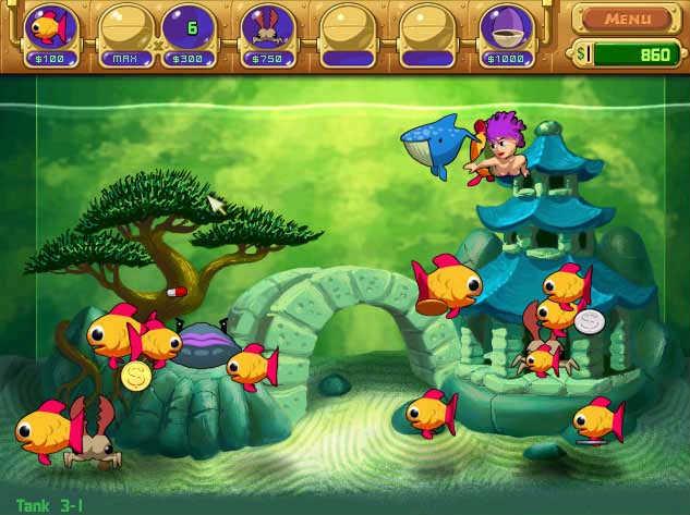 free aquarium games