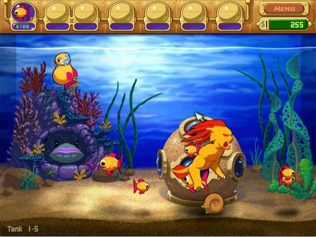 free aquarium games