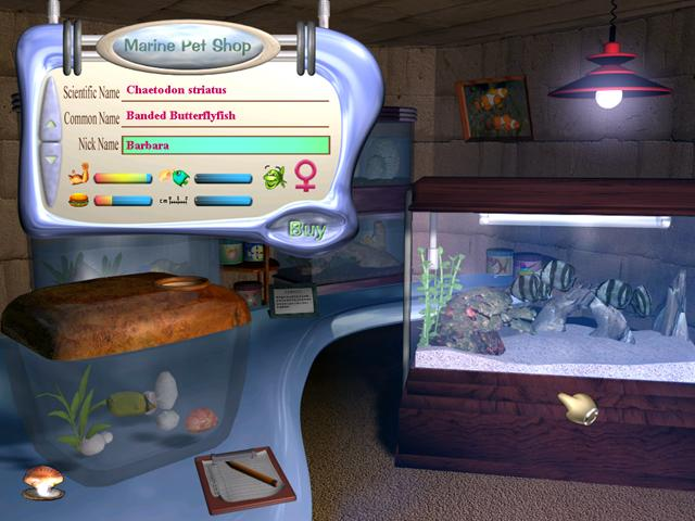 Insaniquarium free download full version unlimited for Feed and grow fish free download full game