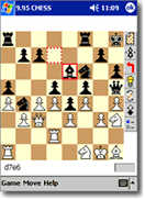 Pocket PC Chess
