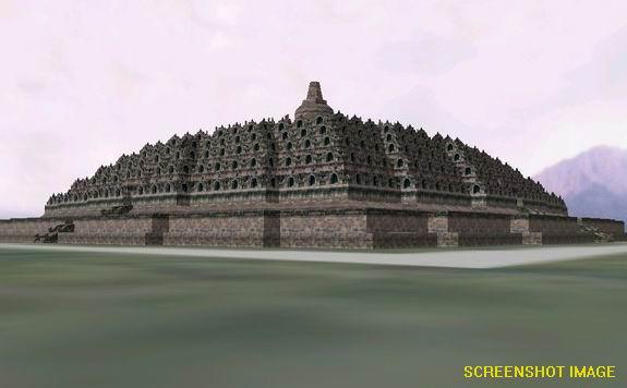 3D Live Borobudur 110 Download