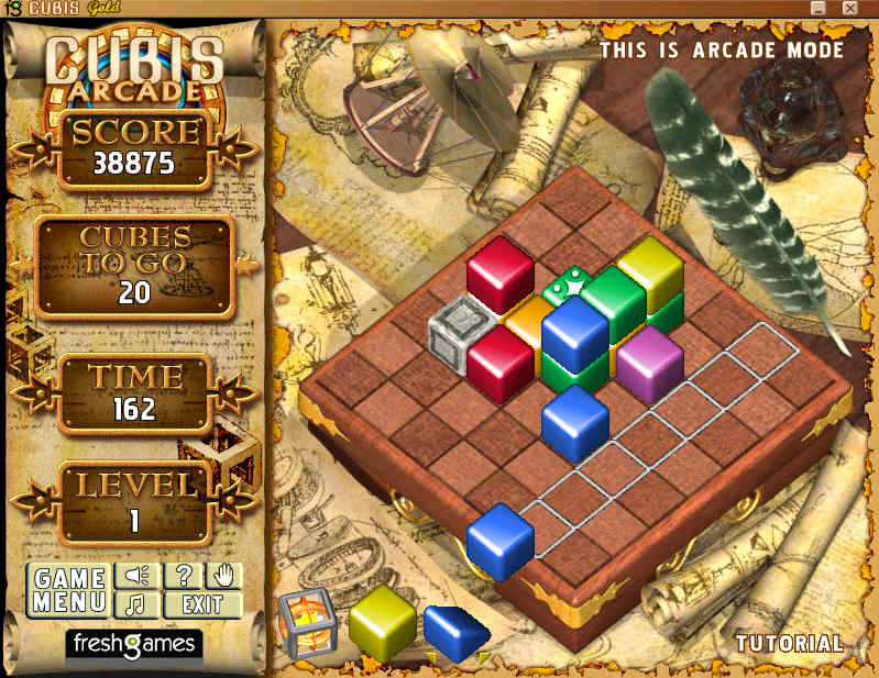 Free Online Games Cubis