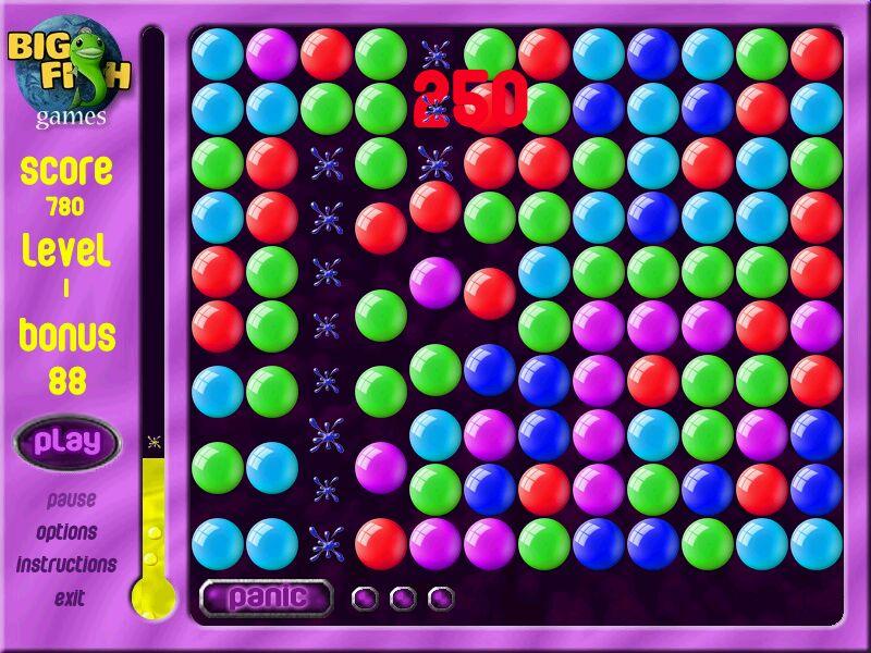 Bubblegame