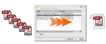 Easy PDF Merger