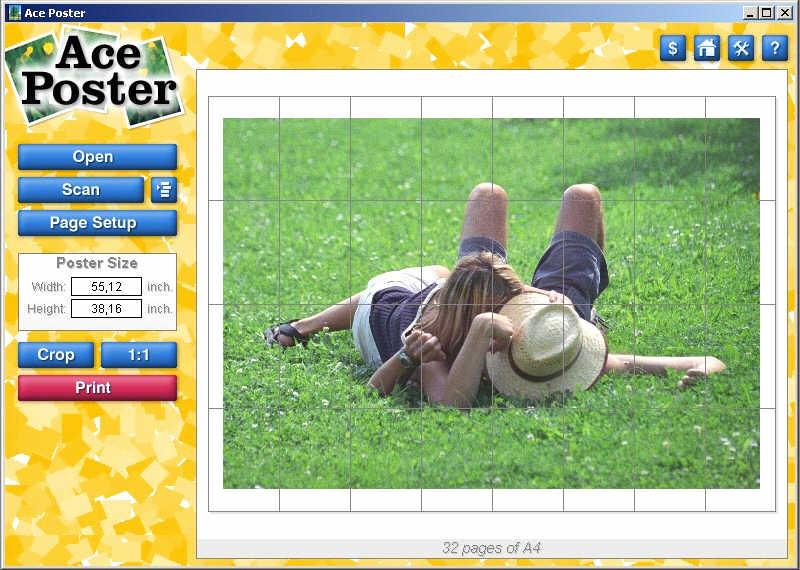 Poster printer crack - Poster printer 3 01 23 ключ keygen русская версия pr